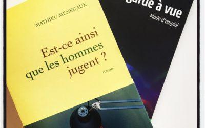 Est-ce ainsi que les hommes jugent ? – Mathieu Menegaux