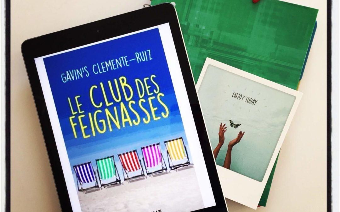 Le Club des feignasses – Gavin's Clemente-Ruiz