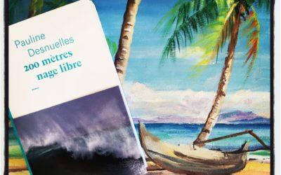 200 mètres nage libre – Pauline Desnuelles