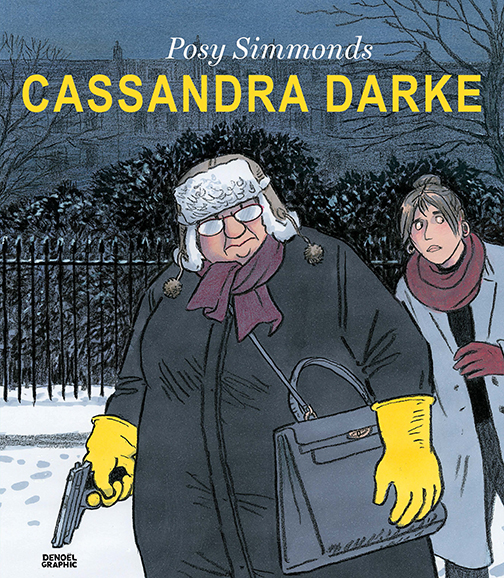 Cassandra Darke – Posy Simmonds