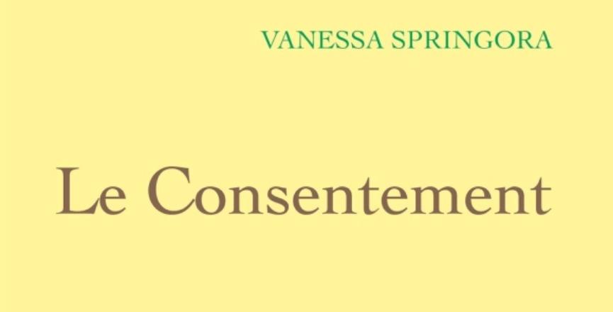 Le Consentement – Vanessa Springora