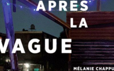 Après la vague – Mélanie Chappuis