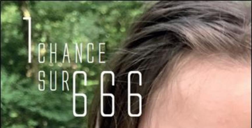 1 chance sur 666 – Vanessa Arcos