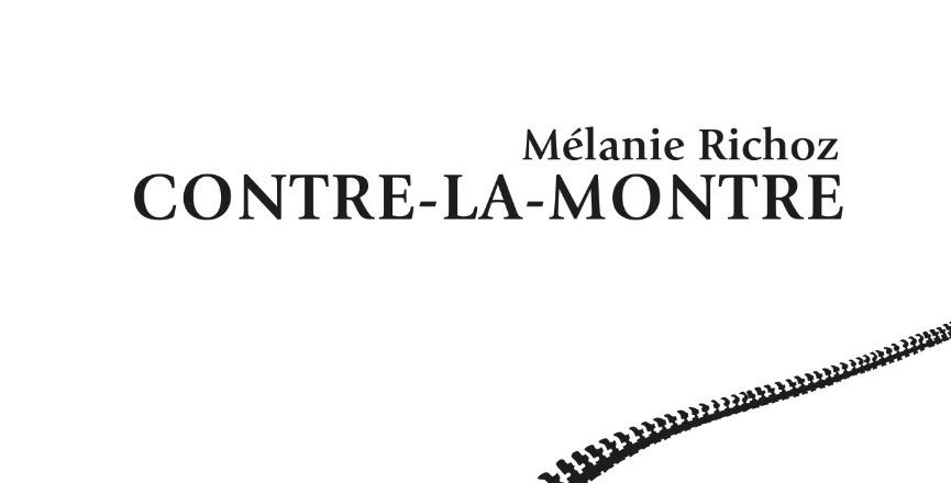 Contre-la-montre – Biographie de Jean-Marc Berset – Mélanie Richoz