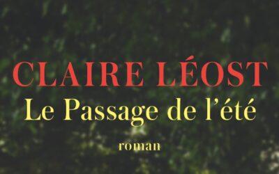 Le Passage de l'été – Claire Léost