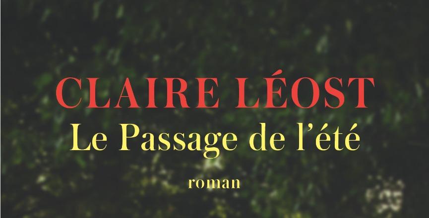 Protégé: Le Passage de l'été – Claire Léost